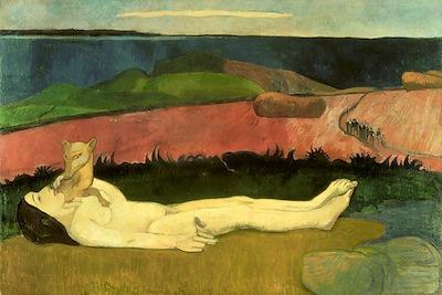 Gauguin_The_Loss_of_Virginity_1890-1