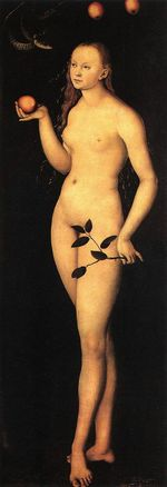 Lucas-Cranach-the-Elder-XX-Adam-and-Eve-1528-XX-Galleria-degli-Uffizi-Florence
